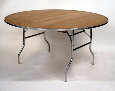 48 Quot Round Table 6 8 Sterling Party Rentals